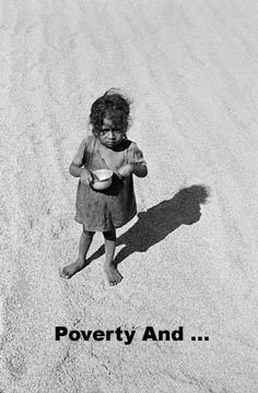 Girl Indian Poverty